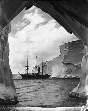 SY Aurora - Image: Aurora Ship