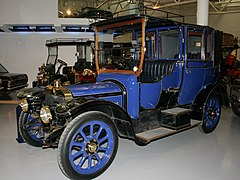 Austin 40hp York landaulette 1907, Gaydon.jpg