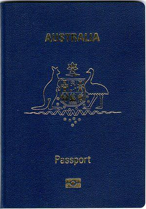 Visa requirements for Australian citizens - An Australian passport