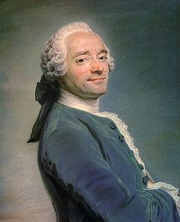 French Rococo portraitist