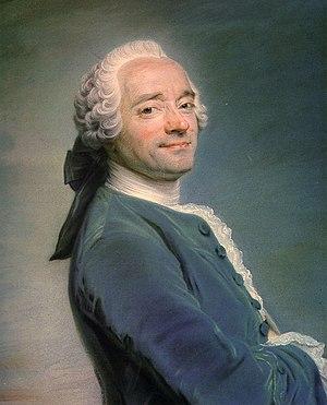 Maurice Quentin de La Tour - Image: Autoportrait de La Tour