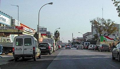 Com arribar a Sa Indioteria amb transport públic - Sobre el lloc
