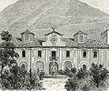 Avellino (dintorni) prospetto del chiostro di Loreto di Montevergine.jpg