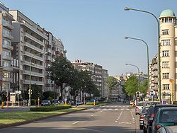 Avenue de Broqueville