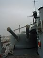 Averof 190mm guns rear port-side turret.JPG