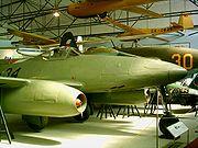 Avia S-92 (Czechoslovak-made Me 262A)