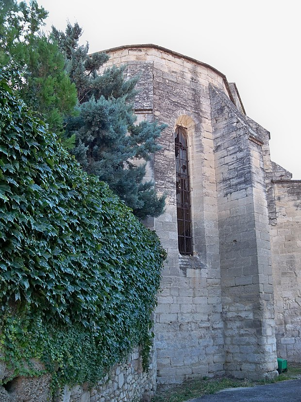 Monument historique à Avignon