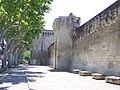 Avignon Stadtmauer 13.06.2007.JPG