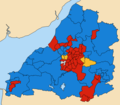 Avon County wards 1981.png