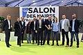 Avril 2016 - Grand Prix de la presse municipale (catégorie Meilleures photographies), salon des maires d'Île-de-France.jpg
