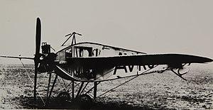 Avro Type F - Image: Avro Type F