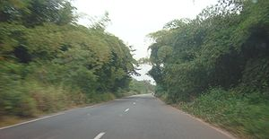 Agboville - Image: Axe Divo Agboville