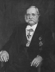 Axel Gabriel Svedelius (1836-1924), ingenjör, industriman, politiker, gift med Julia Mathilda Afzelius
