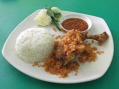 Ayam Goreng Wikipedia