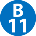 B-11 station number.png