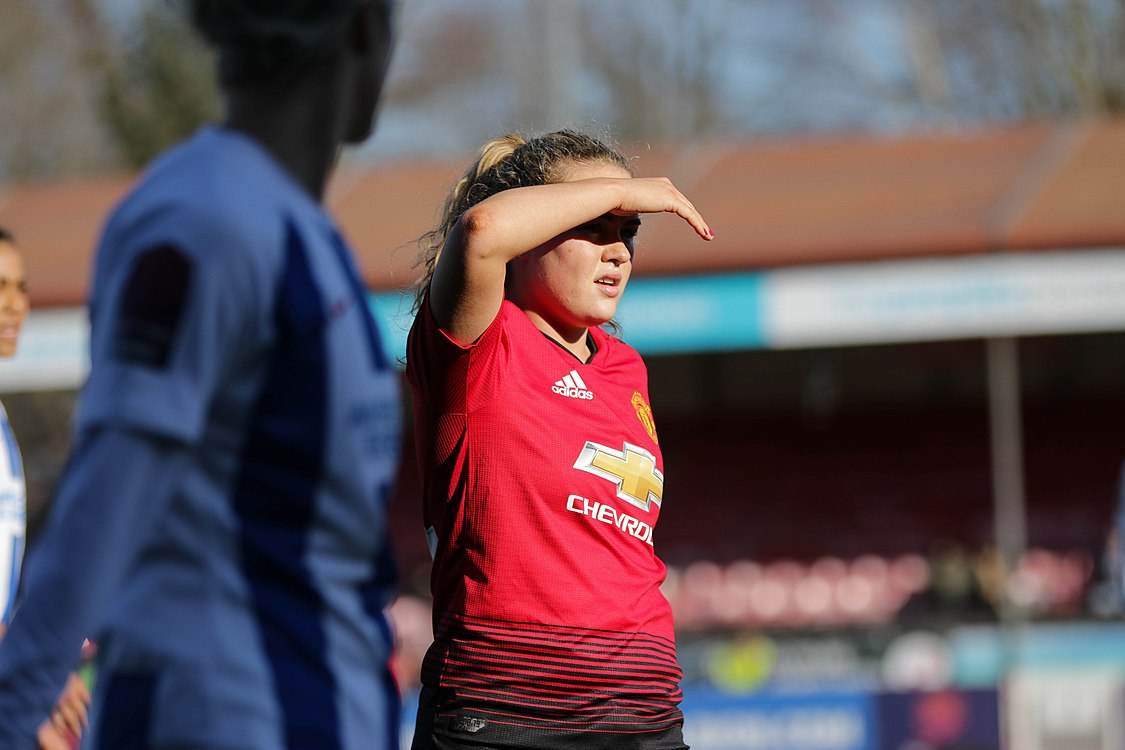 BHA Women 0 Man Utd Women 2 WFAC 4th rd 03 02 2019-721 (40021427273).jpg