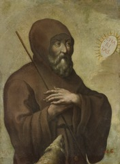St. Francis or Franciscan Friar