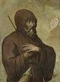 BMVB - anònim - Sant Francesc o frare franciscà - 965.tif