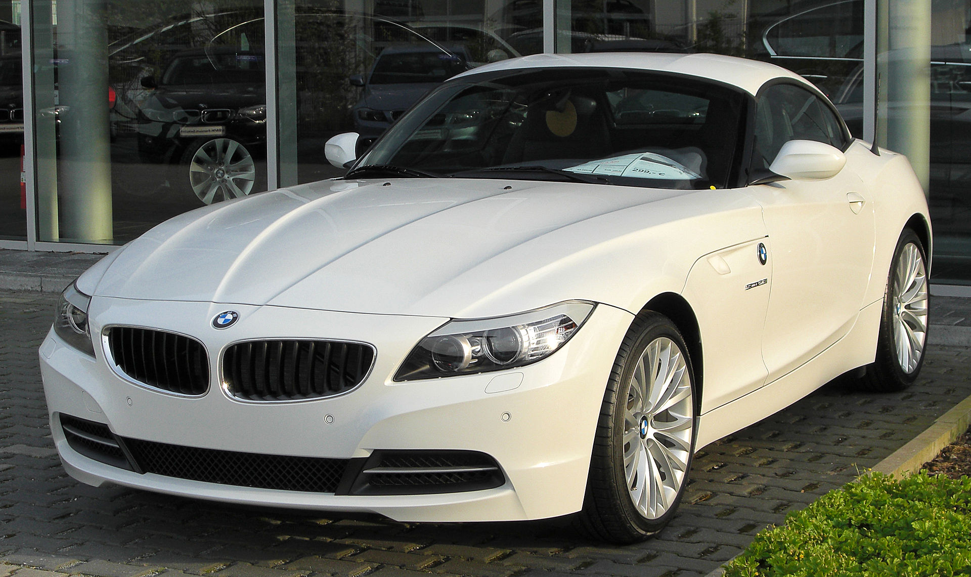 bmw z4 wikipedia. Black Bedroom Furniture Sets. Home Design Ideas