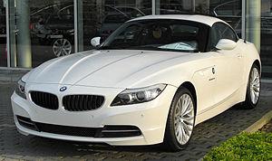BMW Z4 - Image: BMW Z4 II s Drive 23i front 20100420