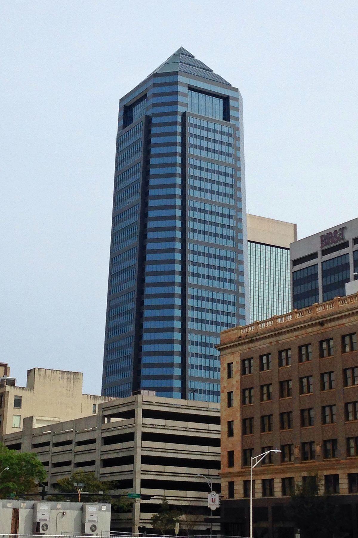 Bank of America Tower (Jacksonville) - Wikipedia