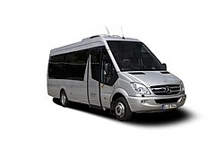 Mercedes-Benz Sprinter Travel