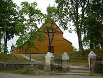 BZN Alsedziai church front.jpg