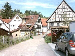 Weinstadt - Baach 2006