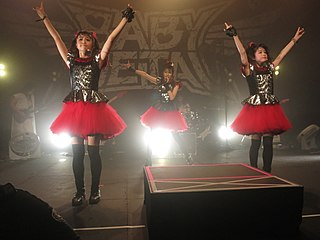 Babymetal World Tour 2014 Babymetal world tour