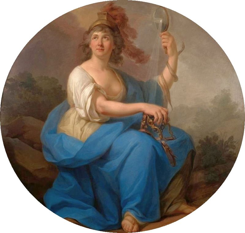 Секс олимпийских богинь