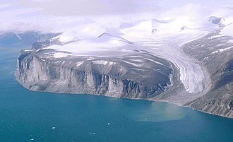 Baffin Island - Coast of the Remote Peninsula in Sam Ford Fjord, northeast Baffin Island