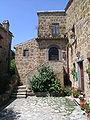 Bagnoregio civita house.jpg