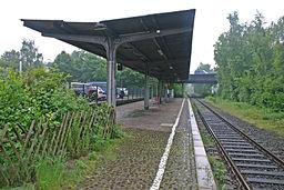 Bahnhof Gladbeck Ost 02 Bahnsteig