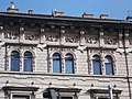 Bajcsy-Zsilinszky út 51, kettős ablakok, 2020 Terézváros.jpg