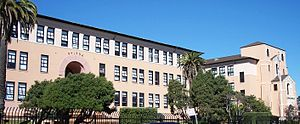 San Francisco Unified School District - Balboa High School
