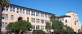 Balboa High School (California) - Image: Balboa HS San Francisco 1