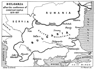 "National awakening of Bulgaria - Bulgaria after the Conference of Constantinople, 1876, from ""Report of the International Commission To Inquire into the Causes and Conduct of the Balkan Wars, 1914"