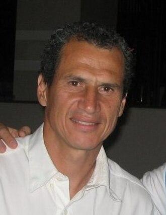 Baltazar Maria de Morais Júnior - Baltazar in 2008