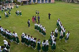 Bangla Wikipedia School Program at Agrabad Government Colony High School (Girls' Section) 33.JPG