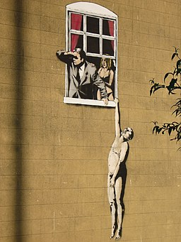 Banksy lovers