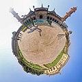 Bara Imambara tinyplanet view.jpg