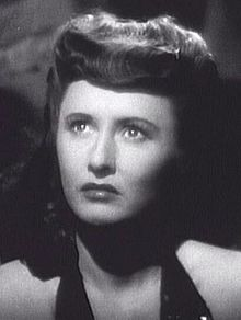 Barbara Stanwyck a Lady of Burlesque