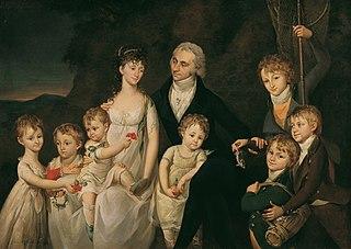 Die Familie Anton von Marx