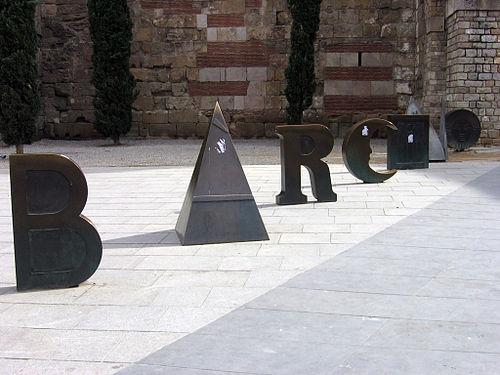 Thumbnail from Plaça d'Anna Frank