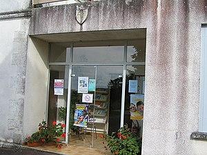 Bardenac - Town hall