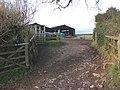 Barns, near Kingdom's Corner - geograph.org.uk - 1626205.jpg