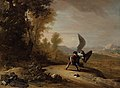 Bartholomeus Breenbergh - Jacob worstelt met de engel - SK-A-1724 - Rijksmuseum.jpg