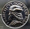 Bartolo talpa, medaglia di francesco II gonzaga 01.jpg