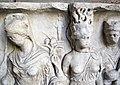 Base di tiberio con personificazioni delle città, da pozzuoli, 6780, 08 efeso.JPG