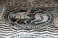 Basilica di San Savino (Piacenza), mosaico con segni zodiacali entro medaglioni, prima metà del secolo xii 15.jpg